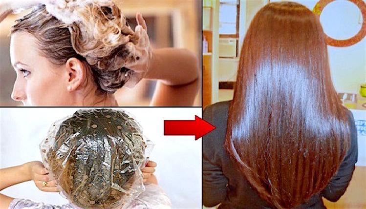 Маска для кончиков окрашенных волос в домашних условиях